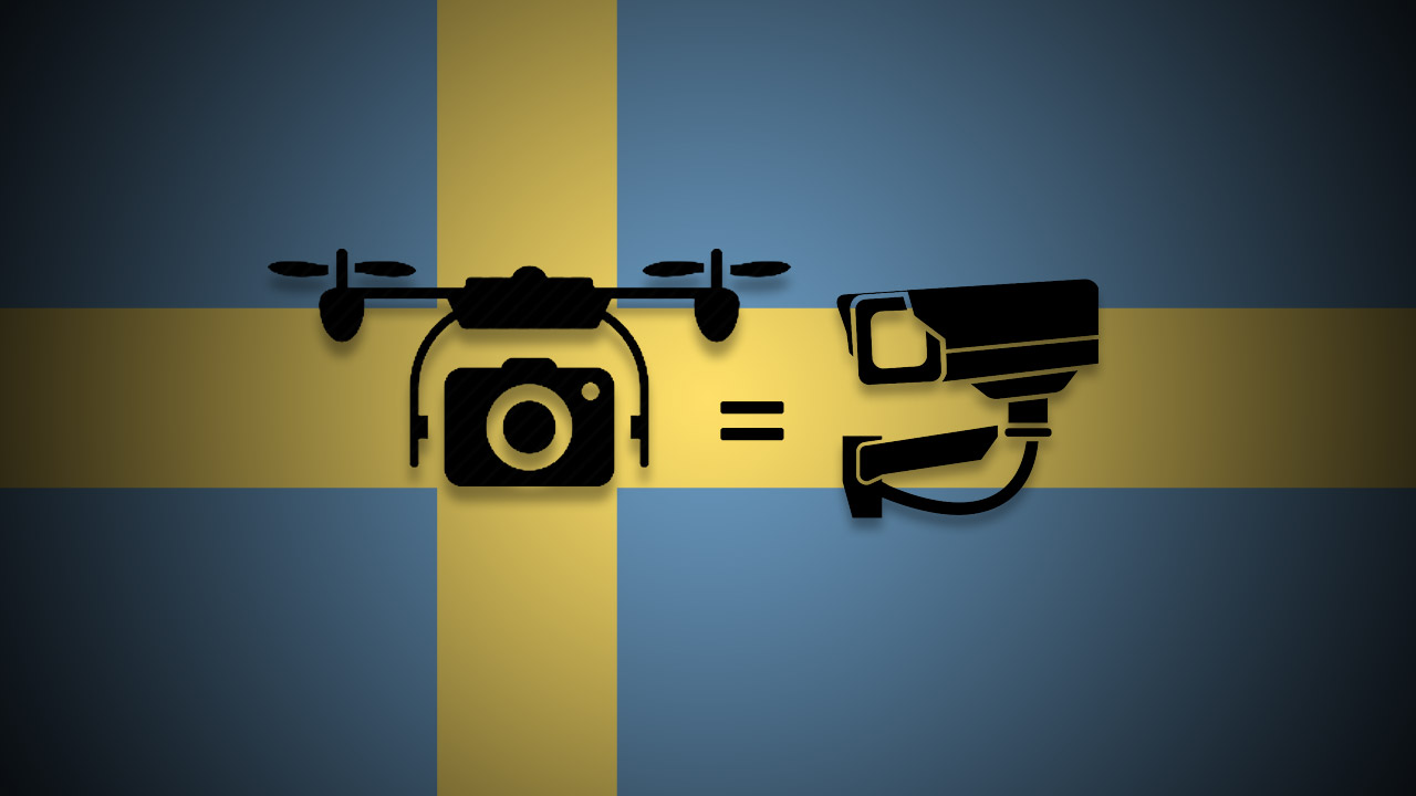 Sweden Drone Ban - Stormy Clouds for Pilots Everywhere?