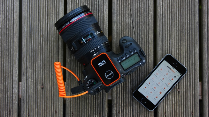 MIOPS MOBILE:スマートフォンからカメラをリモートする