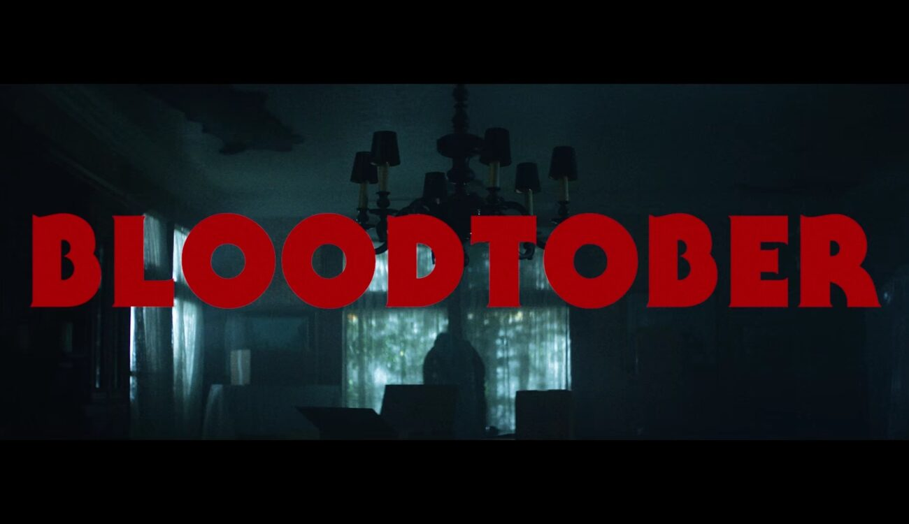 Bloodtober Halloween Giveaway from Film Riot