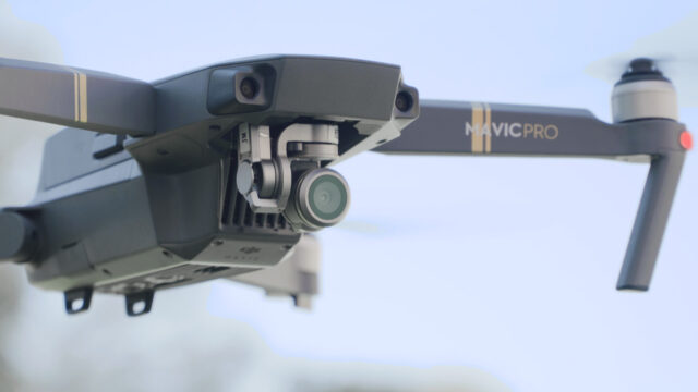 DJI Mavic Pro Review - Camera