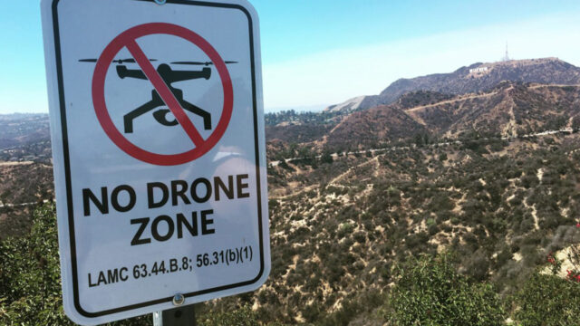 Drone Regulations in the US. Photo by Graham Sheldon