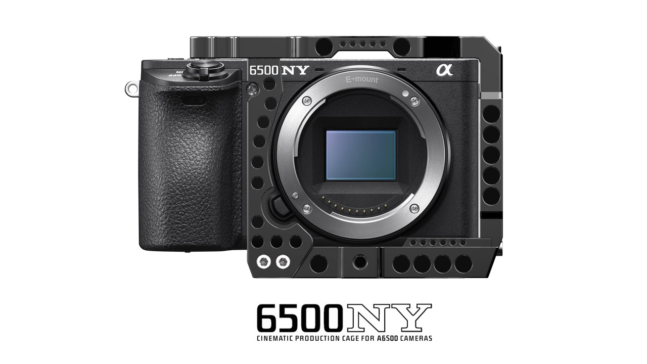 Sony a6500 Cage from LockCircle