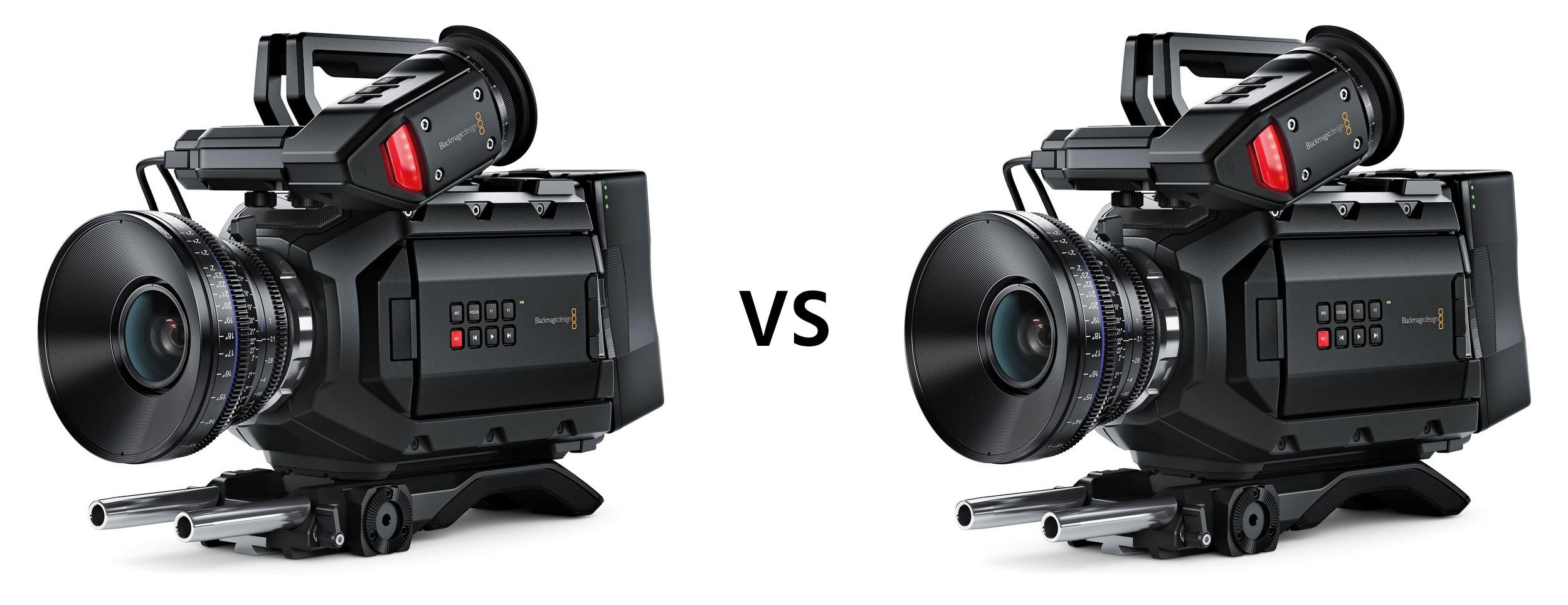 Blackmagic URSA Mini 4K vs 4.6K - How Good is the 4.6K? | cinema5D