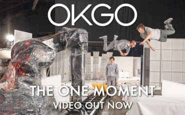 New OK Go Music Video Shot in 4.2 Seconds and How They Did It