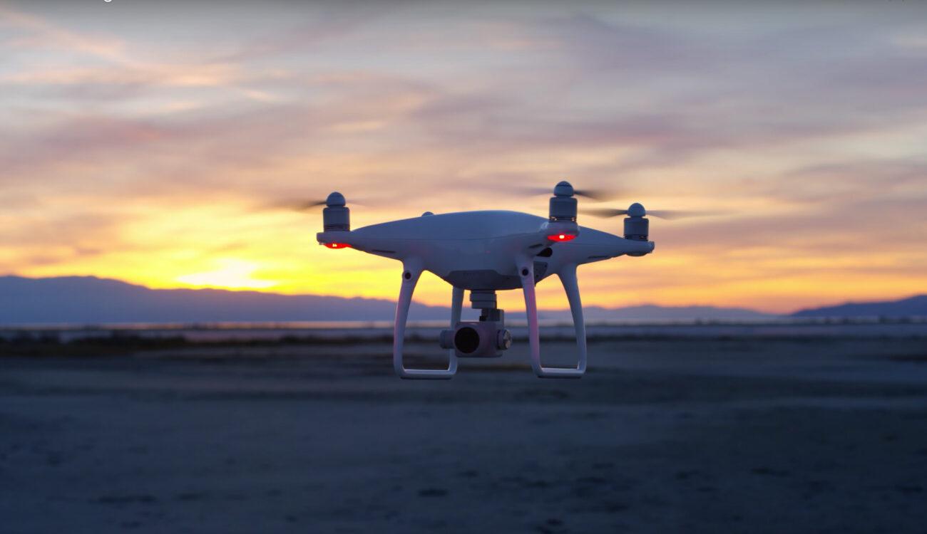 DJI Phantom 4 Pro - Impressive Upgrade for Semi-Professional Aerial Films