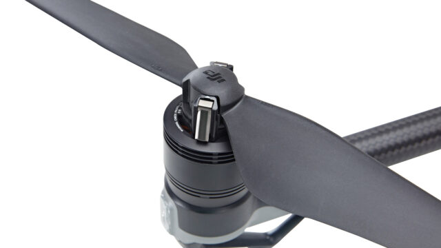 DJI Inspire 2 propellers