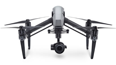 DJI Inspire 2 - 5K RAW & the Best Camera Drone We've Ever Seen