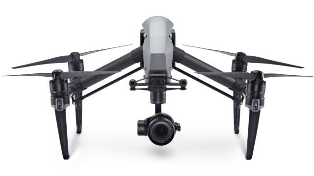 DJI Inspire 2 Camera Drone