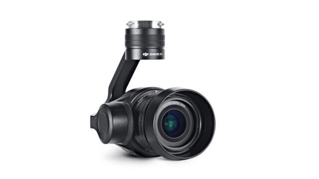 DJI Inspire 2 Zenmuse X5S camera