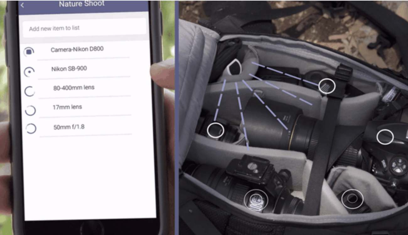 GearEye - The Ultimate Gear Tracking System With RFID Tags