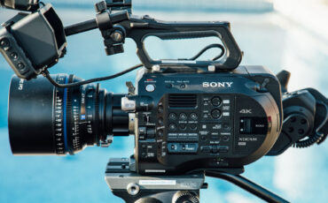 Sony FS7 II Hands-On - Here's the Difference to FS7 mark 1