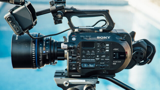 Sony FS7 II hands-on featured image
