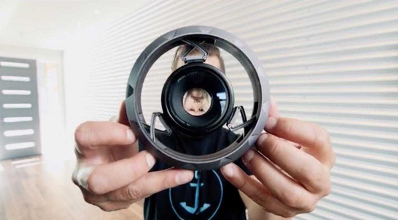 ZERO Universal Focus Gear - On Kickstarter Now!