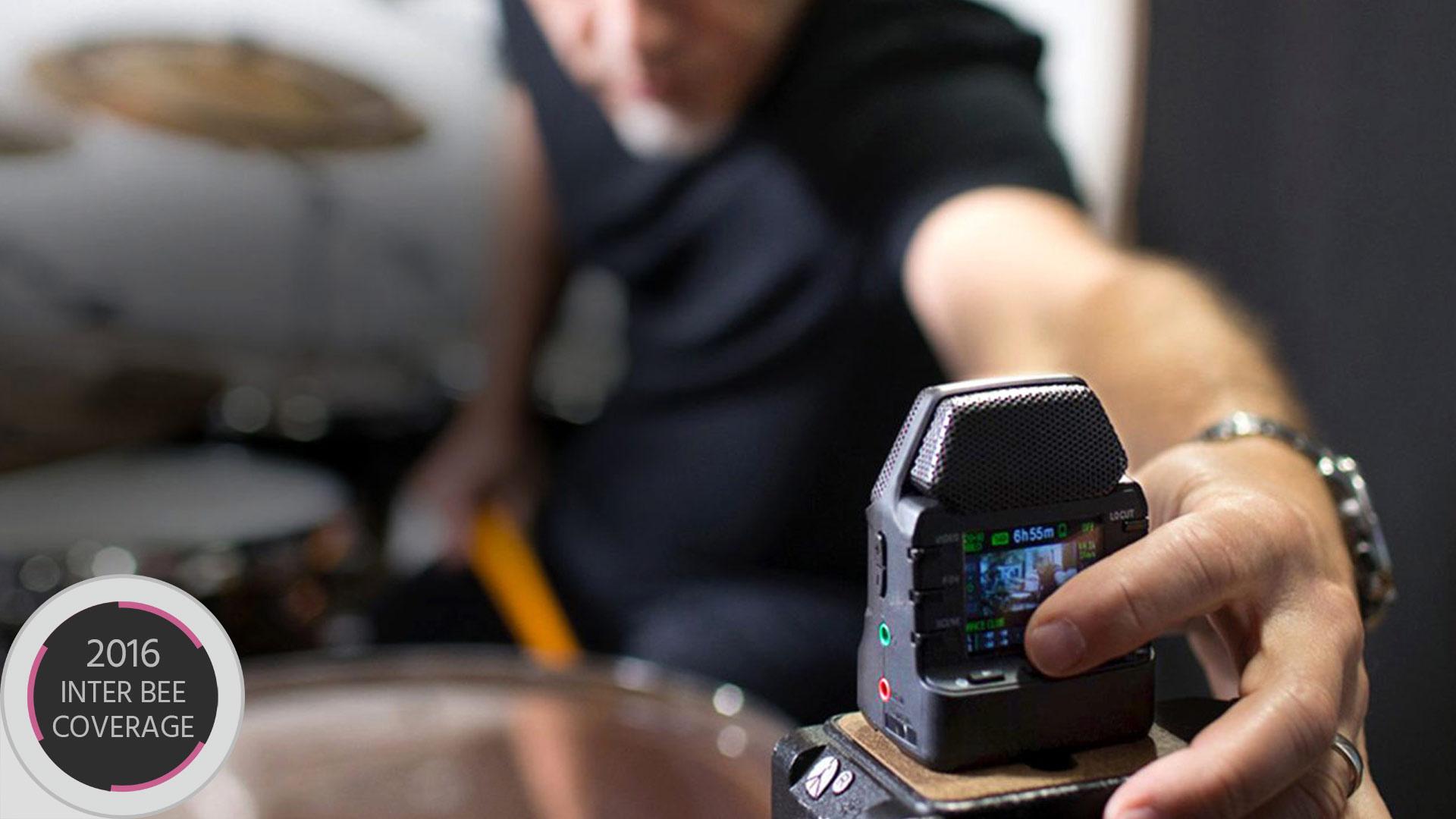 Zoom Q2n — ミュージシャンに向けた映像も撮れるハイレゾオーディオレコーダー