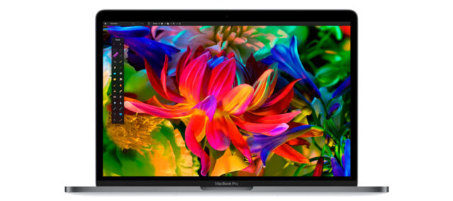 Macbook Pro 2016 Screen - Ready for 4K editing