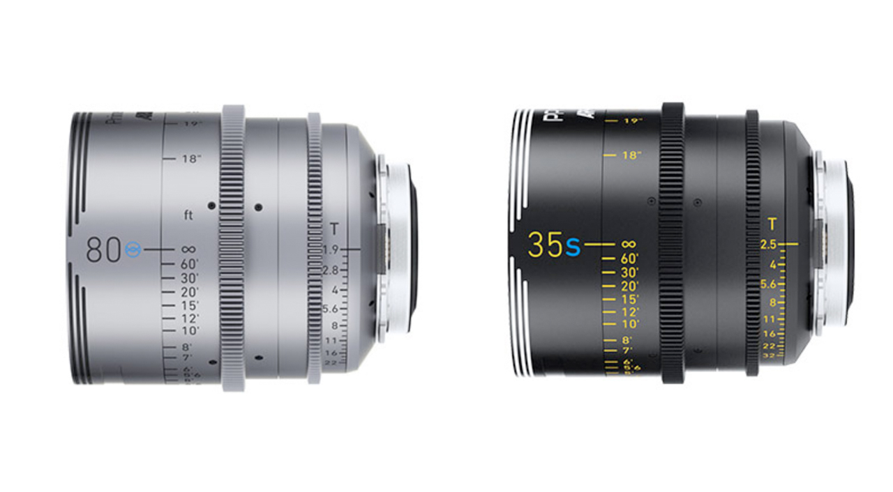 ARRI Announce Two New 65mm Digital Lenses - Prime 65 S and Prime DNA