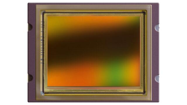 cmosis 8k full frame sensor cmv50000