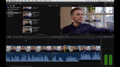 Editing Dialogue Sequences - A Short Video Tutorial
