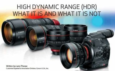HDR? This Canon White Paper Demystifies High Dynamic Range