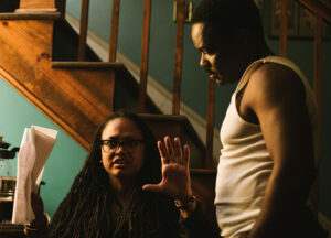 Dir. Ava DuVernay and actor David Oyelowo Credit: Paramount Pictures, Pathé, and Harpo Films.
