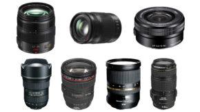 budget zoom lenses