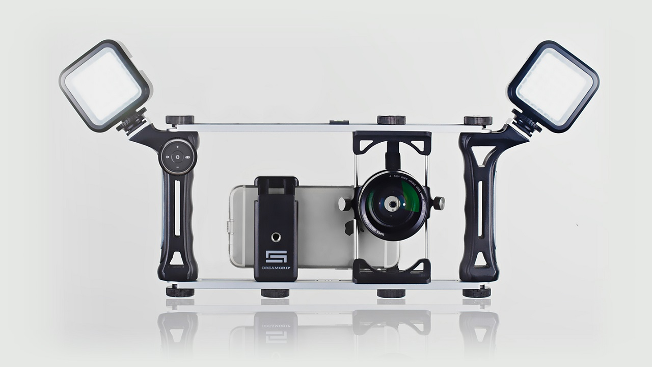 DreamGrip Smartphone Rig for Filmmakers