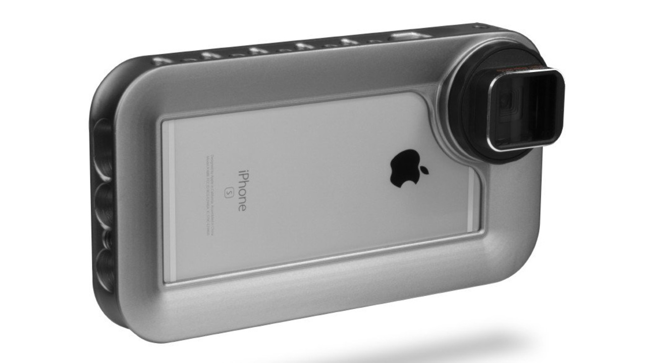 Helium Core ➖ 最高級スマートフォン用カメラリグ