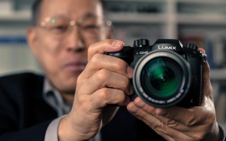 The Hardware of the Panasonic GH5 - An Interview with Panasonic's M. Uematsu