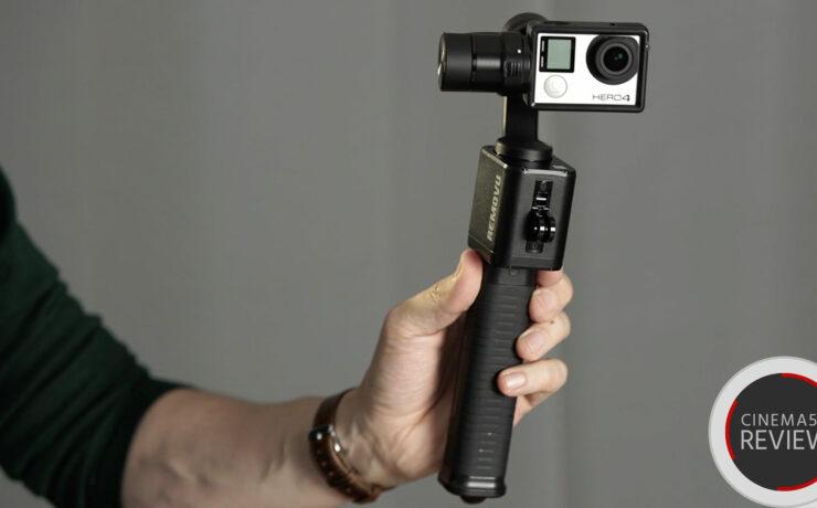 Removu S1 GoPro Gimbal Stabiliser Video Review