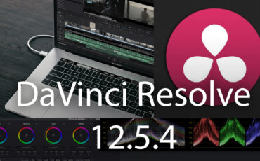 Touch Bar Support comes to DaVinci Resolve 12.5.4 Update