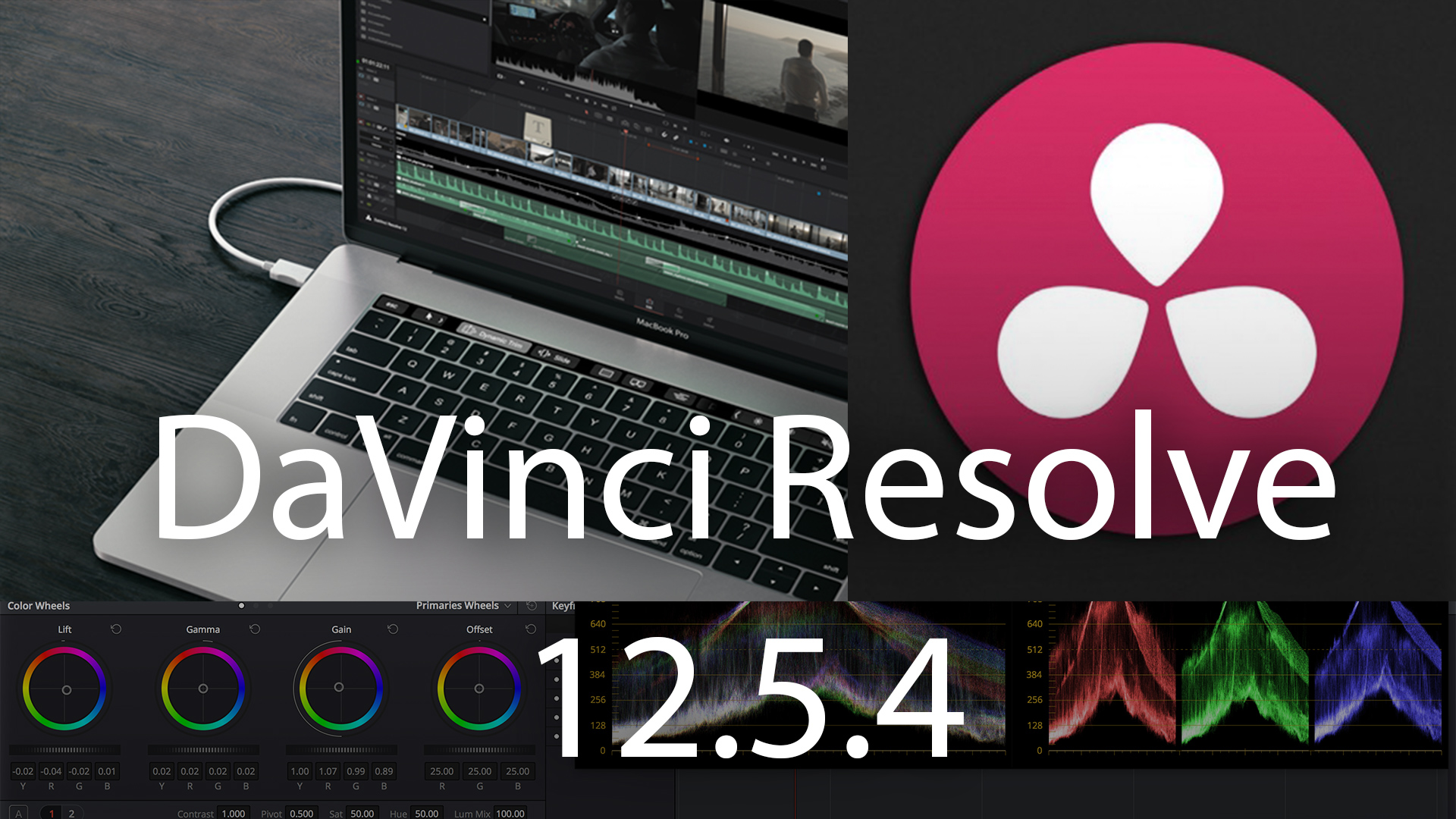 Touch Bar Support comes to DaVinci Resolve 12 5 4 Update