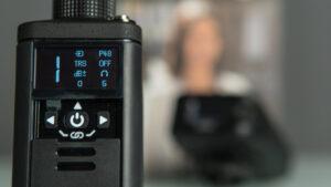RodeLink Newsshooter Transmitter
