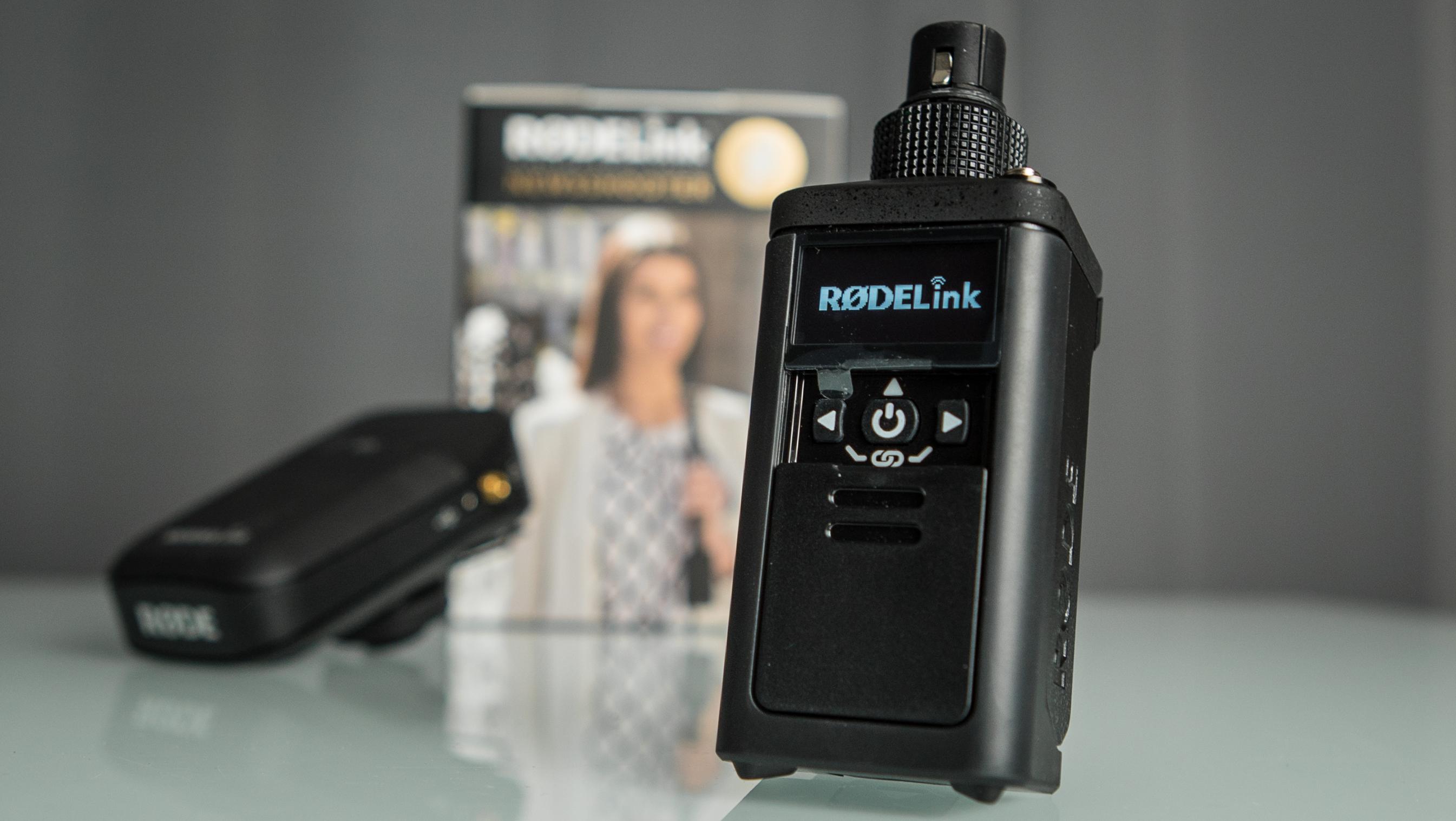RØDE RodeLink Newsshooter Kitレビュー - ワンマン取材に最適のオーディオワイヤレスシステム