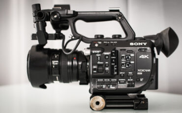 SmallRig Sony FS5 Baseplate Gets Needed Update