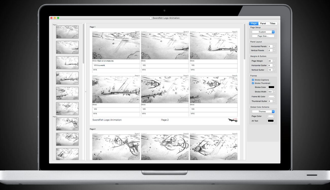 Boardfish App Takes the Pain out of Storyboarding