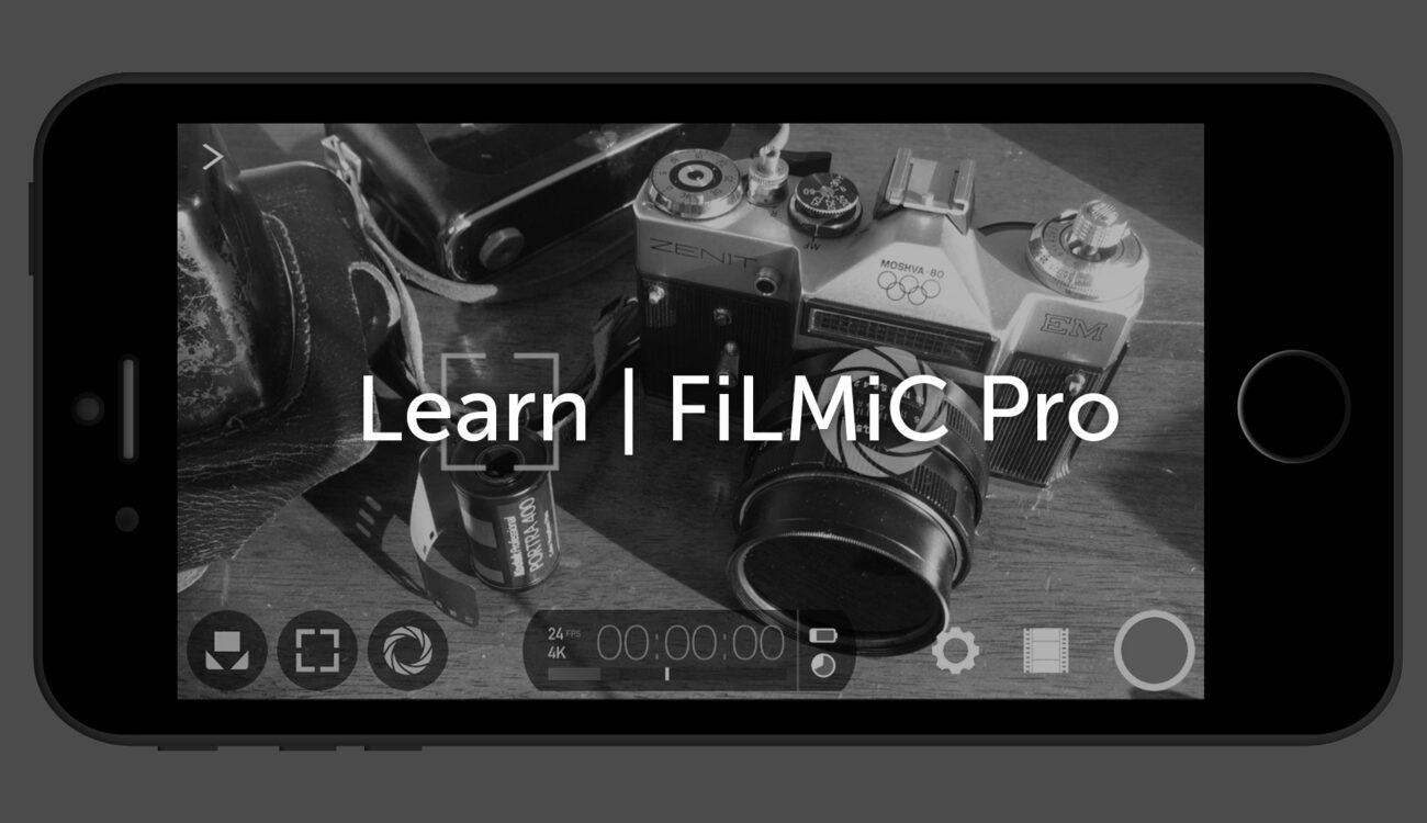 Smartphone Video Essentials - Filmic Pro Tutorial