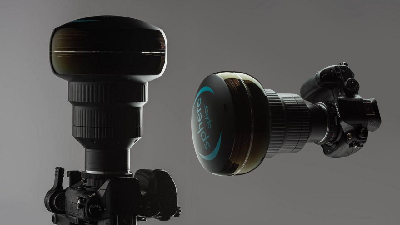 Sphere Pro - The 360 Degree Lens for DSLR