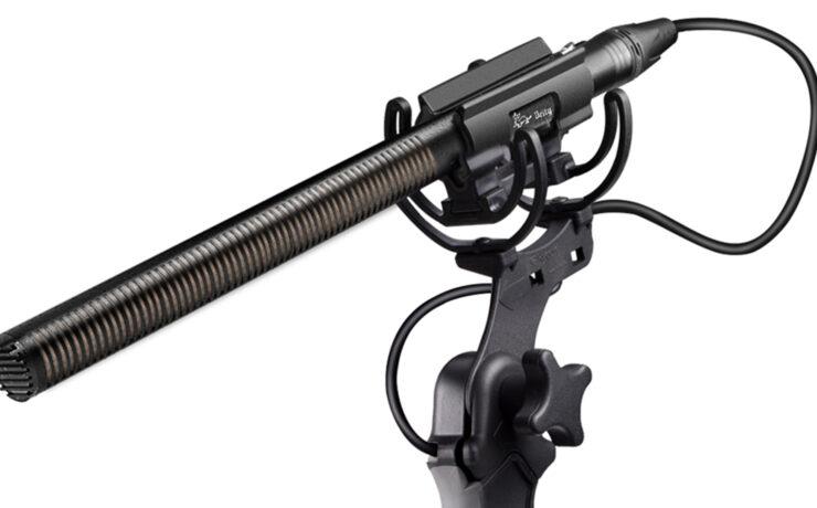 Aputure Deity Shotgun Mic Competes With the Sennheiser MKH416