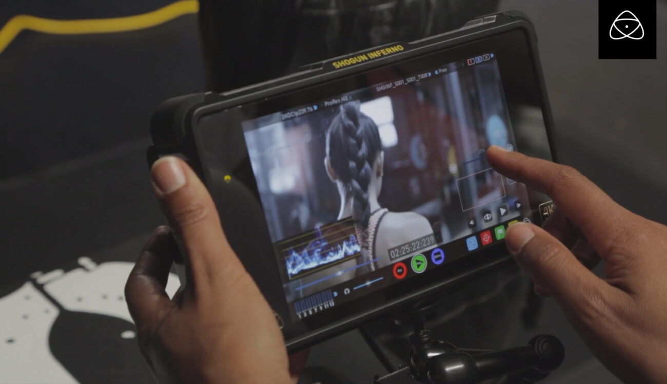 Atomos Shogun Inferno Update - High Frame Rates for Sony FS-Raw With AtomOS 8.1
