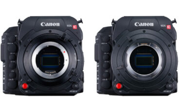 Canon C700 Sensor Swap Service Plus Lens Mount Change Pricing