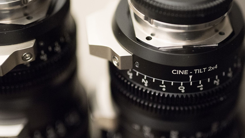 Schneider Optics Announces New Cine Prime Tilt Lenses
