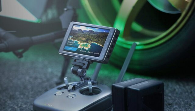 DJI CrystalSky High Bright Monitor remote