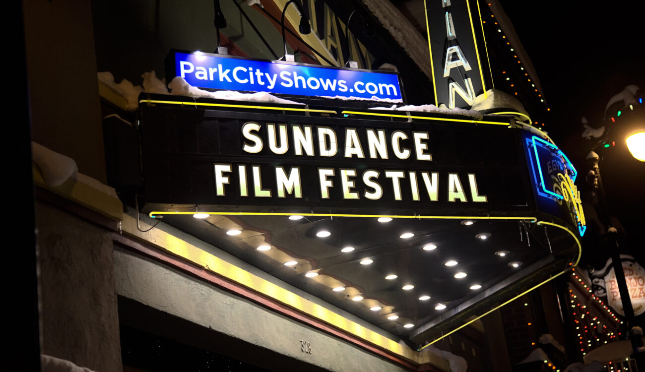 Lessons from the Sundance Chosen Few: Part III