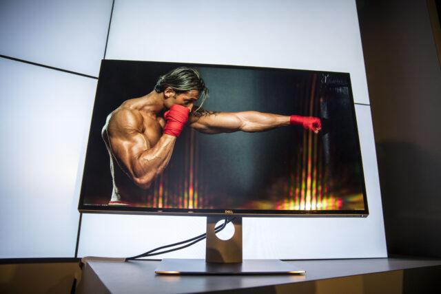 Dell Monitor CES2017