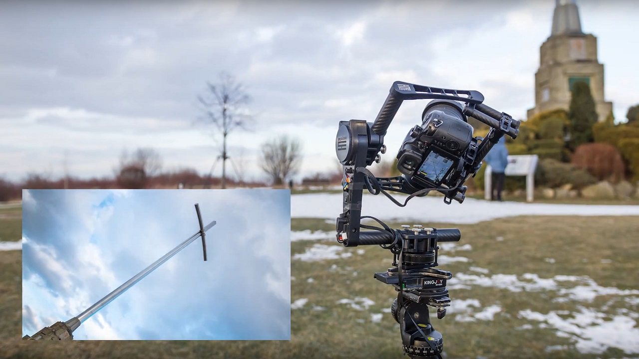 How to Turn Your 3-axis Gimbal Into a Time Lapse Motion Control System