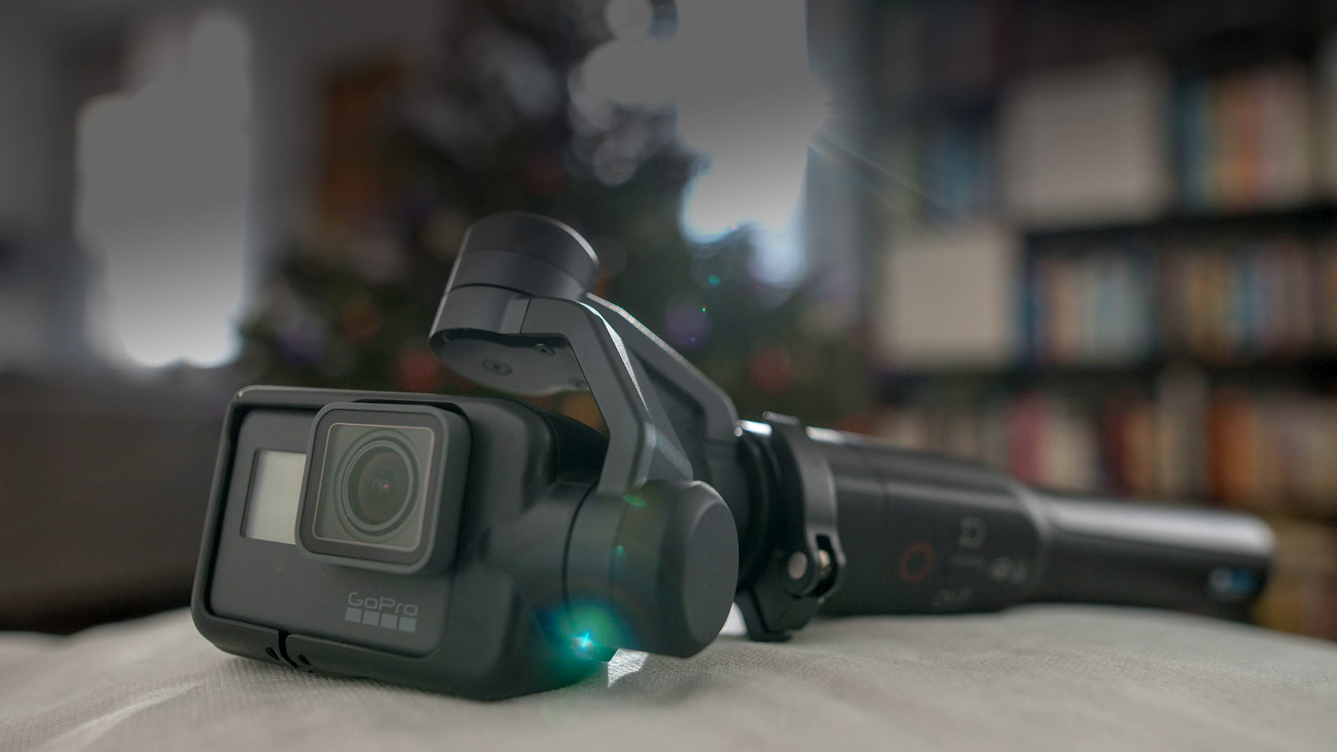 GoPro Kamara Gripレビュー ― Hero 5 Black用ジンバルスタビライザー