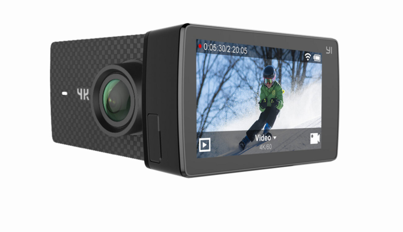 YI 4K+ Camera - World's First Action Cam With 4K at 60fps
