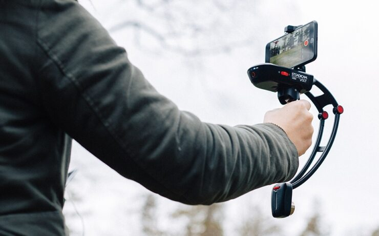 Steadicam Volt on Kickstarter - a Smartphone Stabilizer by the Industry Giant