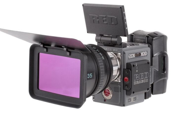 Wooden Camera Zip Box Line Extended - Ultra Lightweight Mattebox