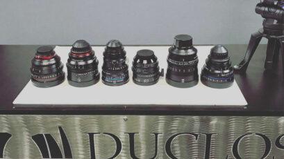 Duclos Lenses sub-$5K Cine Prime Shootout